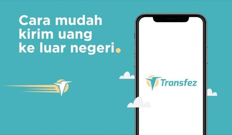 Aplikasi Transfer Uang Tranfez