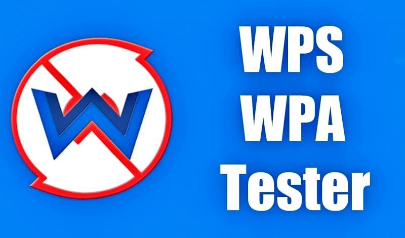 Aplikasi bobol wifi WiFi WPS WPA Tester